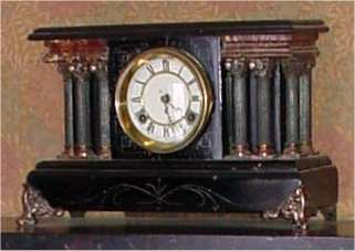 example of mantel clock