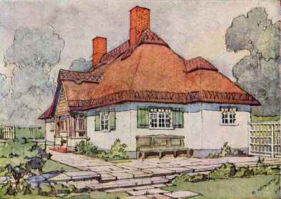 bungalow, 1920s
