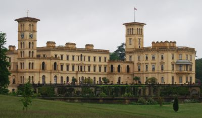 Italianate style at Osborne House, Isle of Wight