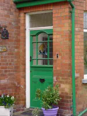 1920s Belfast & Bricks \u0026 Brass: Front Door Examples Pezcame.Com