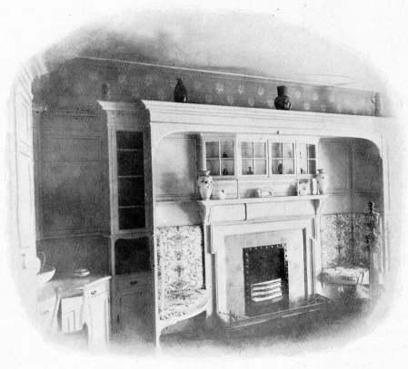 Edwardian drawing room