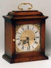 Mark Laverton bracket clock