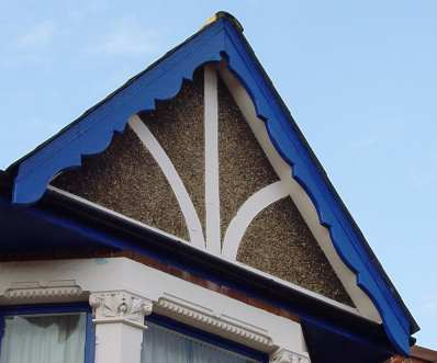 Roof Gables And Bargeboards Bricks Amp Brass