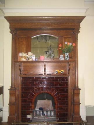 Bricks Amp Brass Edwardian Fireplaces