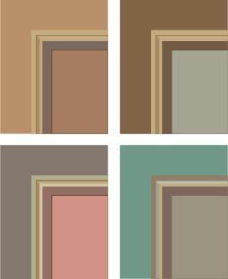 door colours