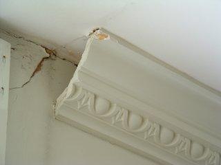 Bricks Amp Brass Repairing Ceilings
