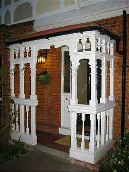 Bricks Amp Brass Design Of Porches