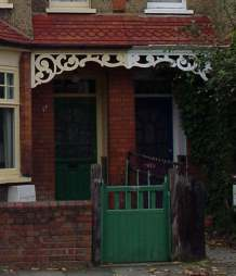 Edwardian fretwork