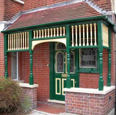 Bricks Brass The Design Of The Victorian And Edwardian Front Door