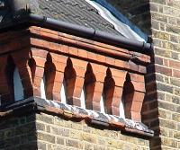 frieze brick