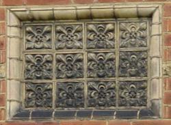 late Victorian, glazed terracotta