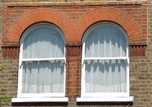 Bricks Amp Brass Window Apertures In Period Houses